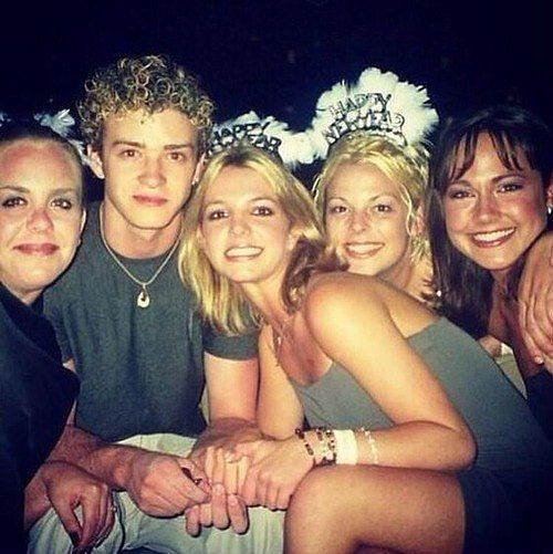 Nothing Can Prepare You For These Britney and Justin Throwback Pics