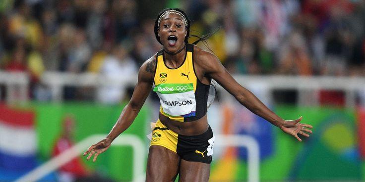 JO de Rio 2016 : Après le 100 m, Elaine Thompson remporte le 200 m