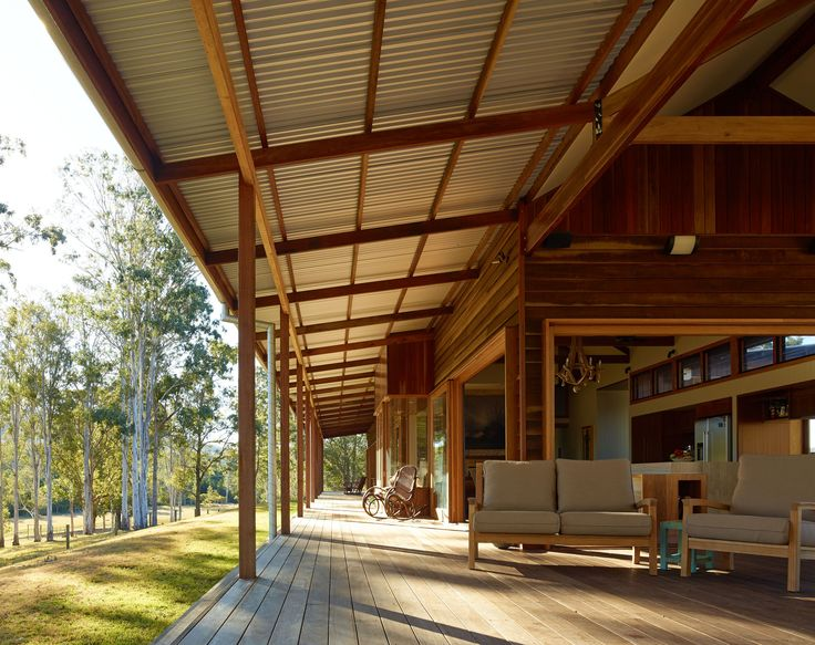 Image 8 of 35 from gallery of Hinterland House / Shaun Lockyer Architects. Photograph by Scott Burrows Photography