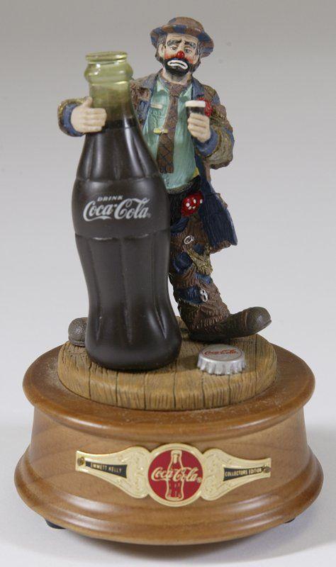 "Emmett Kelly Coca Cola Musical ""Big, Big Taste"""