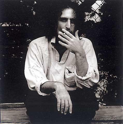 Frank Zappa by Anton Corbijn