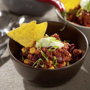 Hauptspeise - Chili sin Carne mit Avocado-Joghurt-Topping - Vegan-Koch - Attila Hildmann