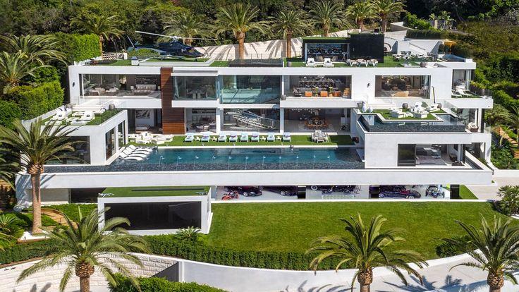 Visitez la maison la plus chère des Etats-Unis… Impressionnant !