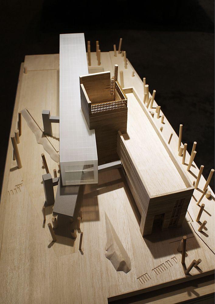IAA Library Building / Symbiosis Designs LTD
