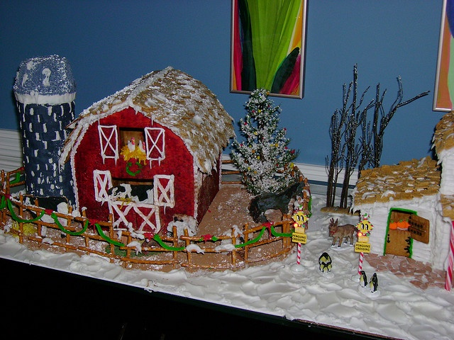 Gingerbread House Pattern Pdf Urban Home Interior