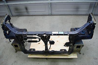 2002 2003 Ver7 Subaru Impreza WRX STI OEM Front Nose Cut Radiator Core Support