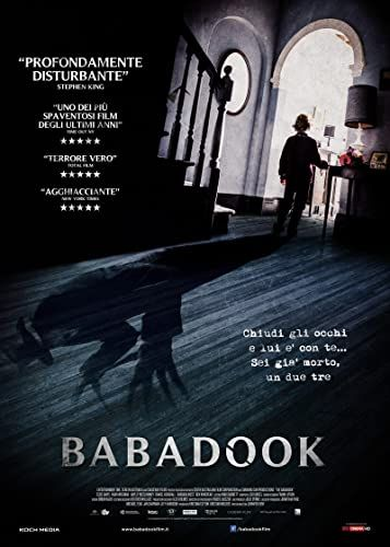 Flee the Babadook Poster Print Essie Davis The Babadook 2014 Movie Poster Fan Art  Amelia Noah Wiseman and Samuel