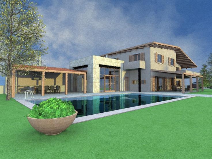 Residence in Evia, Greece (Renovation)