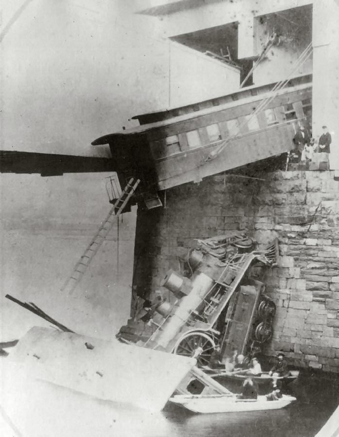 1905 Railroad Accident