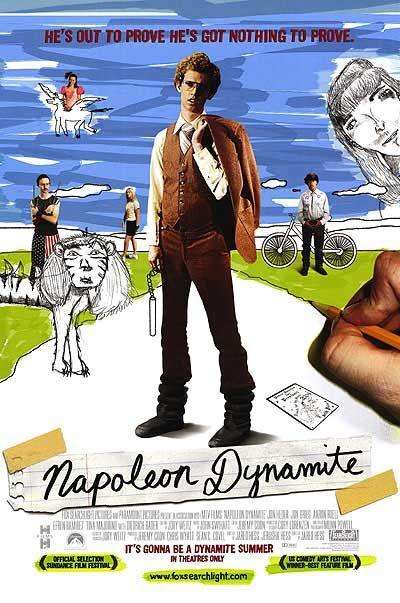 Napoleon Dynamite 2004 film