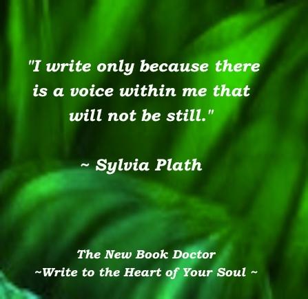 5) Sylvia Plath Voice Within