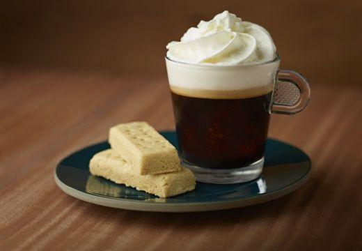 Irish coffee & biscotti shortbread