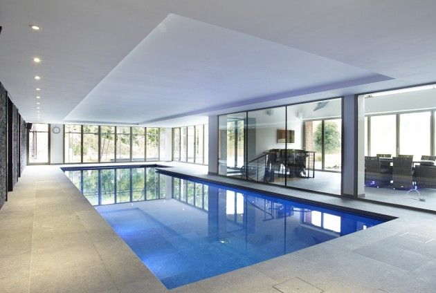 1000 ideas about swimming pool lights on pinterest for Pool design uk