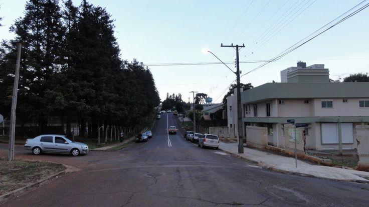 Pato Branco - PR - Rua Itapuã - Fundos do Clube Pinheiros