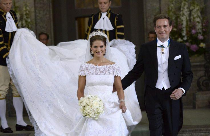 Sweden's Princess Madeleine and Christopher O'Neill