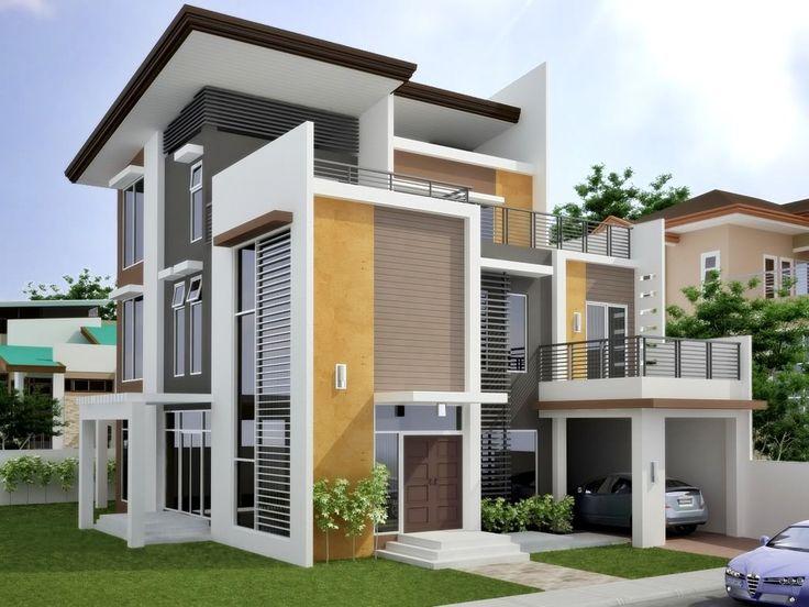 Minimalist home architecture designs
