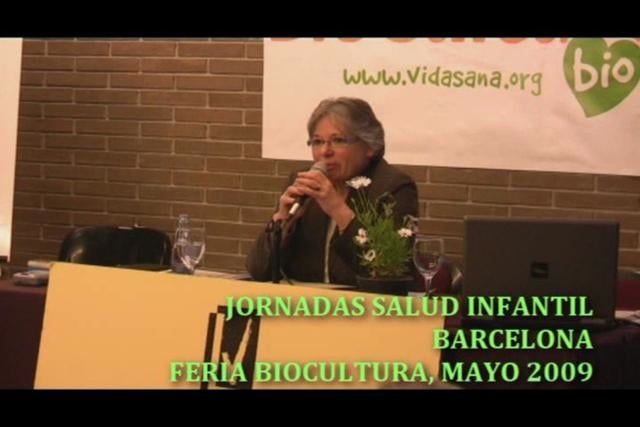 LA INFECCION DEL TETANOS Y LA VACUNACION ANTITETANICA.  Conferencia en Barcelona de la Dra FRANÇOISE JOËT, durante la feria Biocultura, mayo de 2009. Hace un repaso al origen de la enfermedad, sus causas, características, historia, cómo aparece la infección, datos y cifras, cómo se puede prevenir y curar, estado actual de la vacuna, efectos secundarios. Afirma que la vacuna NO ES EFICAZ, y explica porqué. Cómo se ABUSA de ésta vacuna en la sanidad.  ¡¡¡MUY INTERESANTE!!! GRACIAS POR V...