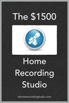 1500 dollar home recording studio http://ehomerecordingstudio.com/home-recording-studio-quick-start/