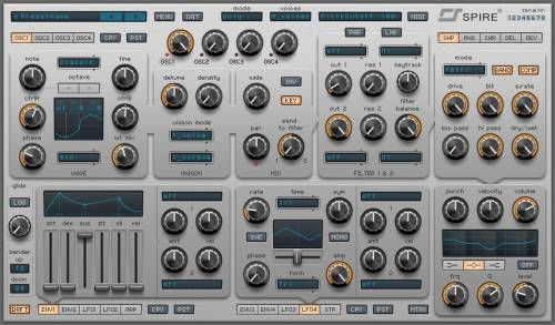 Great Synth for Techno, Dance and Trance Music....