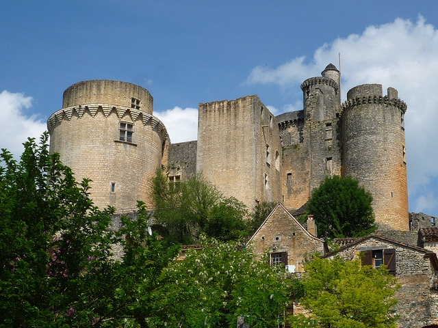 Château de Bonaguil - Lot-et-Garonne