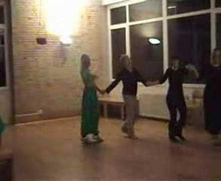 Israeli Dance, Erev Ba… Evening Comes...