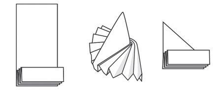 95 besten diy servietten falten bilder auf pinterest servietten falten servierten und servietten. Black Bedroom Furniture Sets. Home Design Ideas