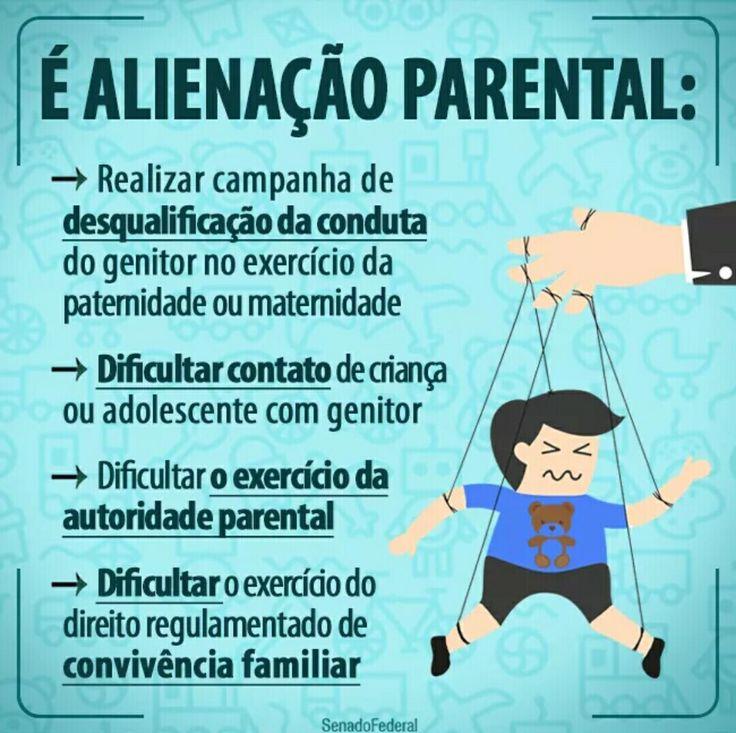 Interferir na formação psicológica da criança ou do adolescente de forma a dificultar a manutenção dos vínculos configura alienação parental!