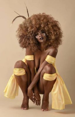 Lisez O20- Comment avoir des cheveux crépus long et en bonne santé ? de l'histoire Règles d'or de la Nappy par Sexybana...