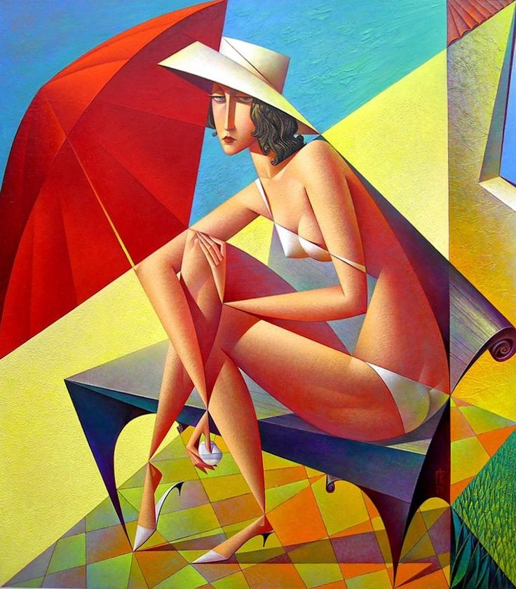 Georgy Kurasov  #Painting #Georgy_Kurasov