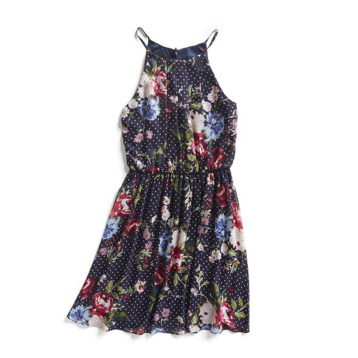 Stitch Fix Spring Stylist Picks: Floral dress