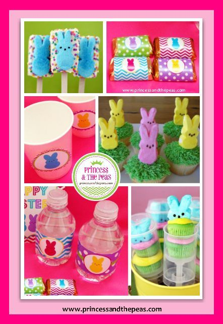 Easter Party Printables | Easter Party Ideas | Easter Decorating Ideas | Easter Food Ideas | Easter Party Printables  #easter #easterparty #easterprintables