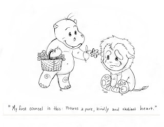 coloring pages character education - photo#36