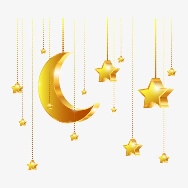 Vector Stars And The Moon Moon Clipart Star Moon Png And Vector With Transparent Background For Free Download Background For Photography Vector Clip Art