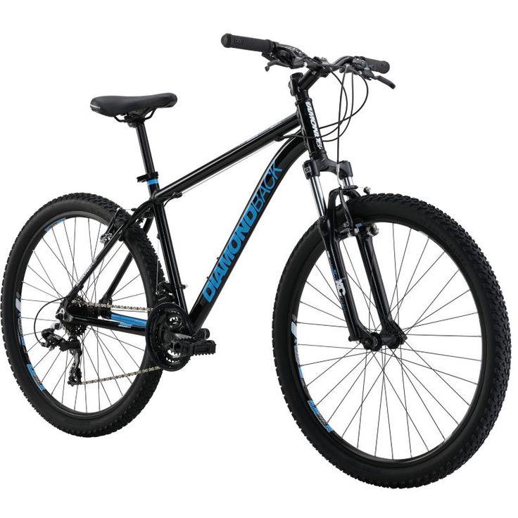 Diamondback Adult Sorrento Mountain Bike, Black