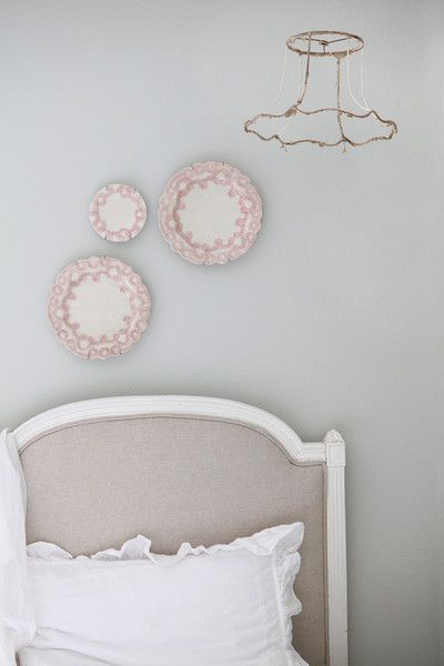 Joanna's Home | The Magnolia Mom - Silver Strand paint by Sherwin Williams (perfect for a little girl's room)