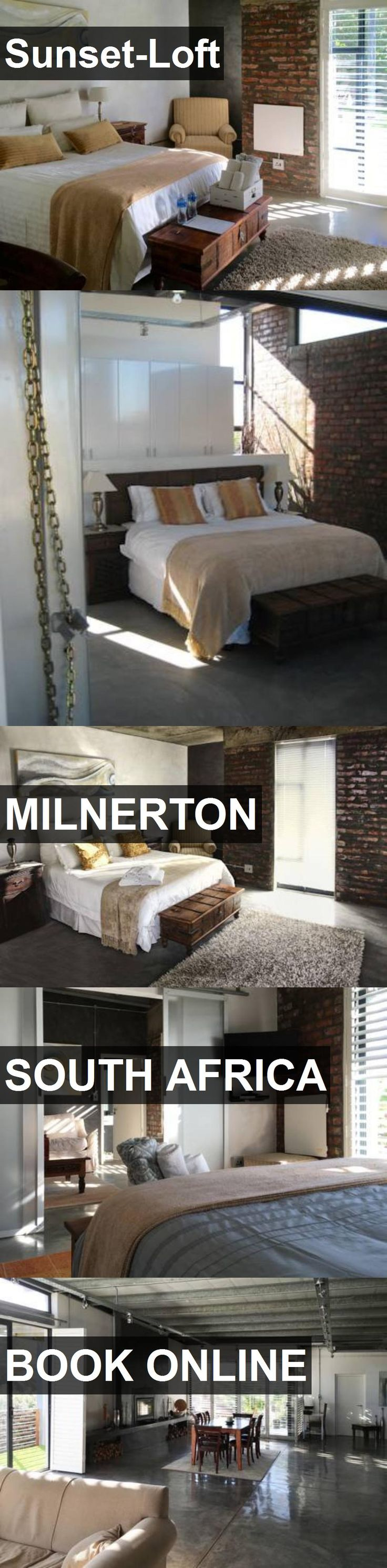 Hotel Sunset-Loft in Milnerton, South Africa. For more information, photos, reviews and best prices please follow the link. #SouthAfrica #Milnerton #Sunset-Loft #hotel #travel #vacation