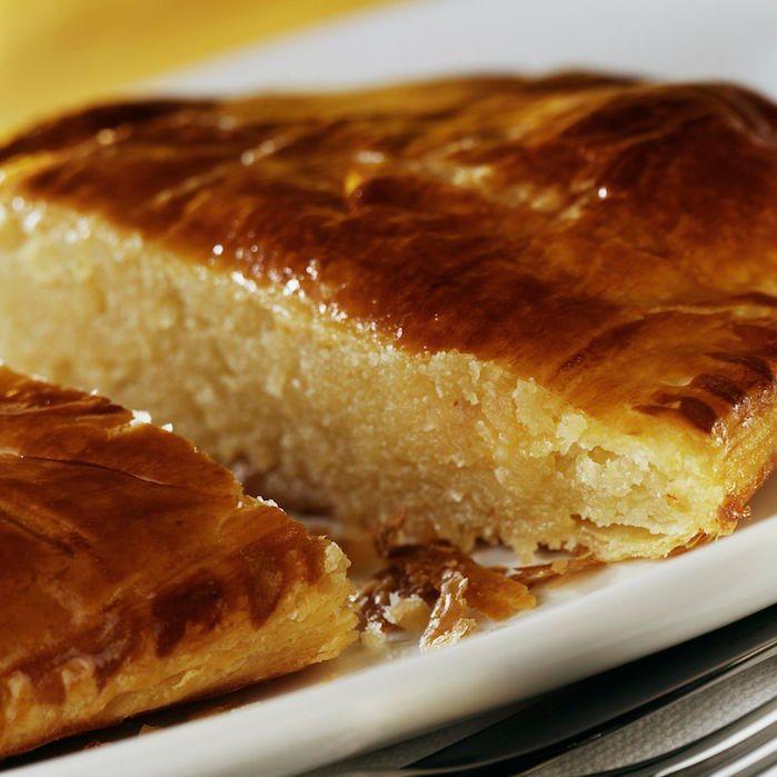 Découvrez la recette Pithiviers fondant sur cuisineactuelle.fr.