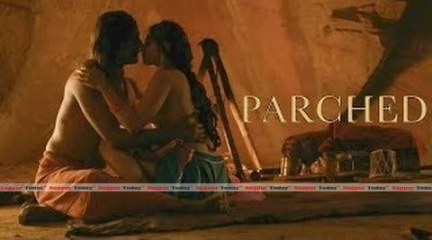 LEAKED! Radhika Apte nude scene from Parched is going viral