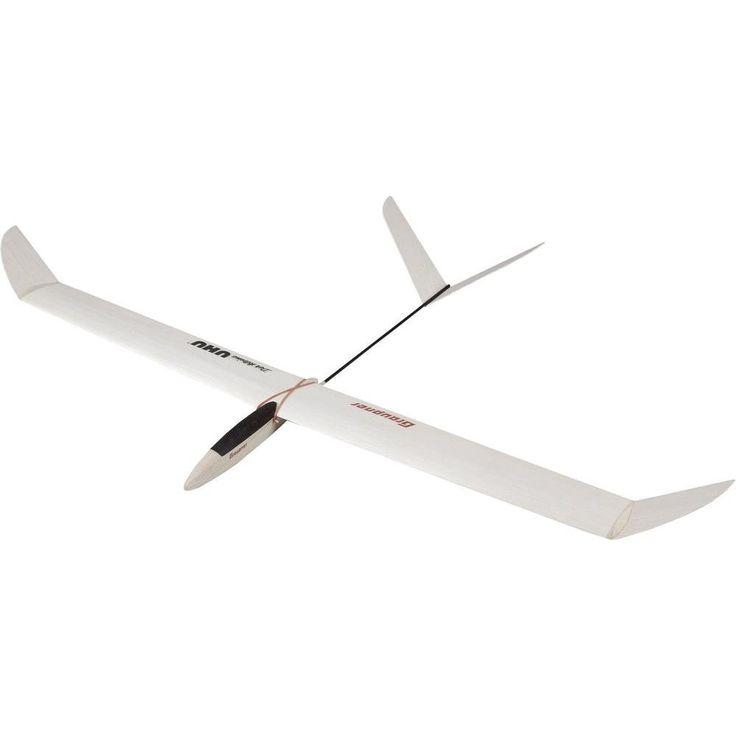 Graupner Der kleine Uhu RC Segelflugmodell Bausatz 1330 mm