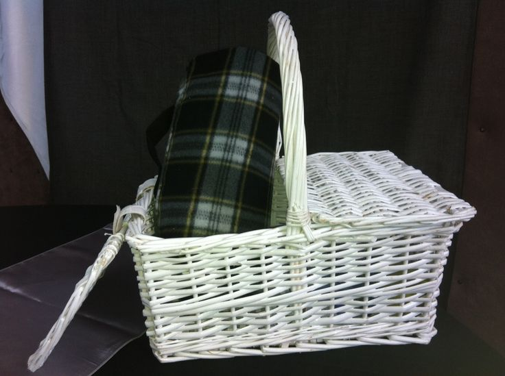 Picnic Basket and Rug