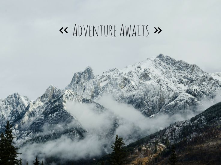 Adventure Awaits, Photo Greeting Card, 4x5 inspirational cards, life event quote, blank, travel move moving goodbye encouragement good luck by HolgaJen on Etsy