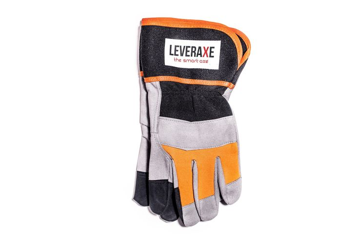 Shop now! LEVERAXE GLOVES - half lined.  High quality work gloves that are ideal for Leveraxe use.
