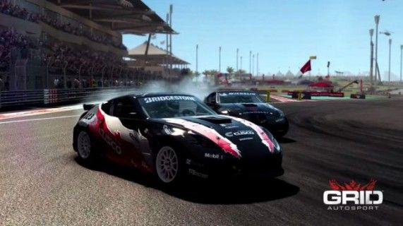 Show your driving style in Grid: Autosport's Drift events | GamezBox