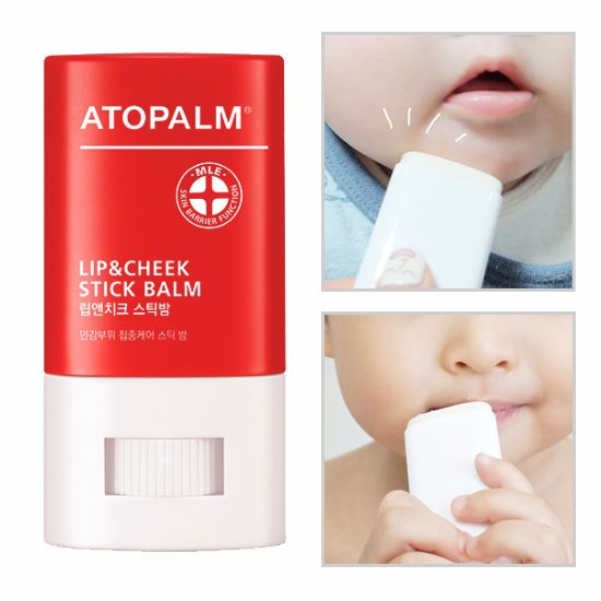 ATOPALM MLE Baby Lip And Cheek Stick Balm 12g For Sensitive Skin Korea Cosmetics #ATOPALM