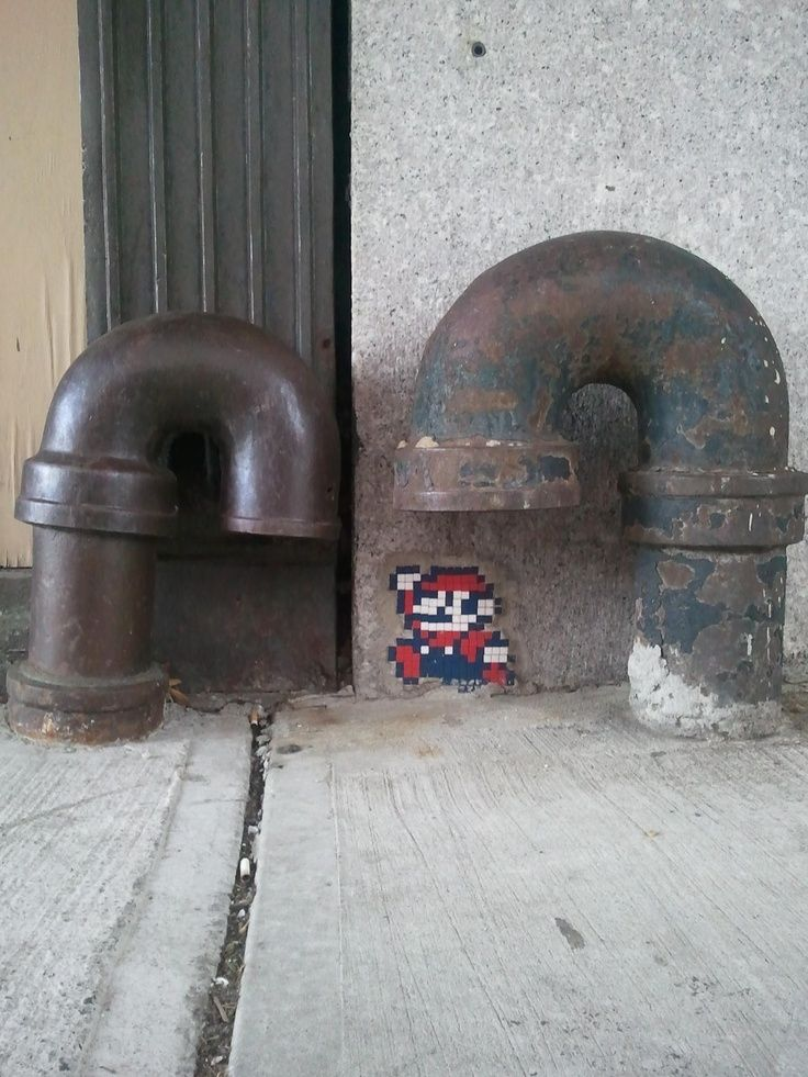 Super-Mario street-art