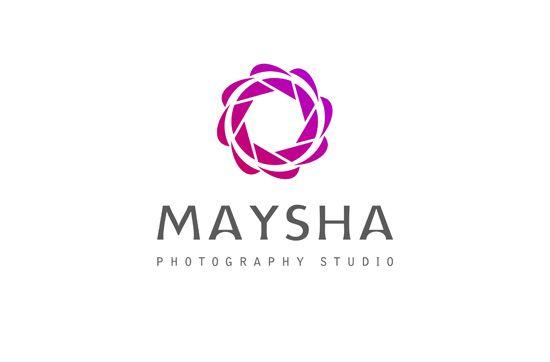 Maysha - projekt logo www.ludio.pl