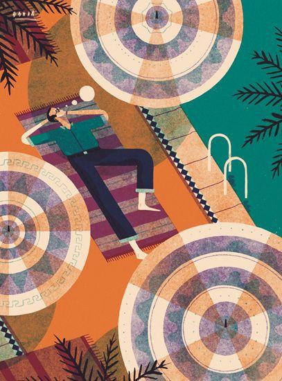 The future of human evolution & the importance of daydreaming | David Doran Illustration