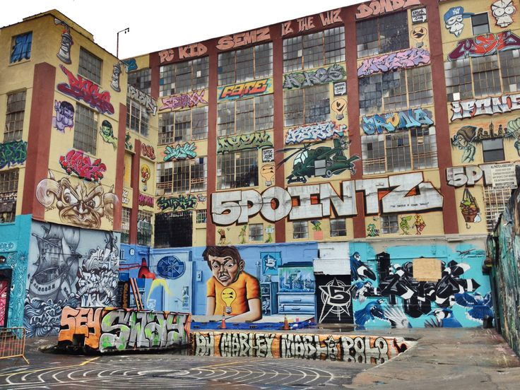 5 points Queens New York Influential space for artists landmark for the city. #cultureclub