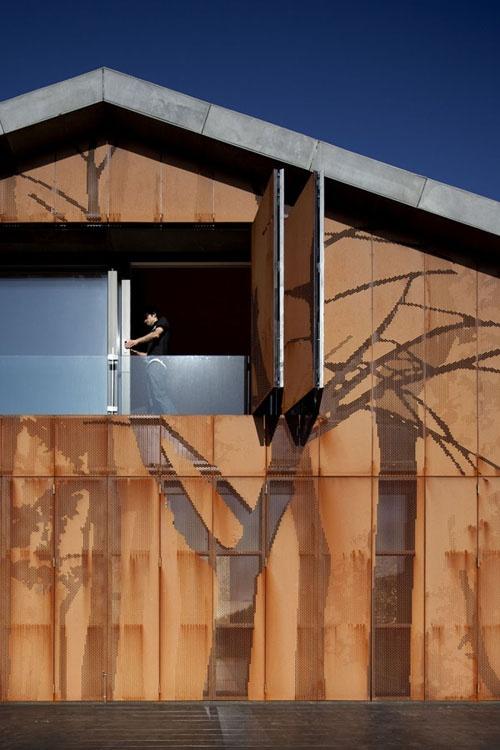 ARQA - Casa prefabricada en Cedeira, España