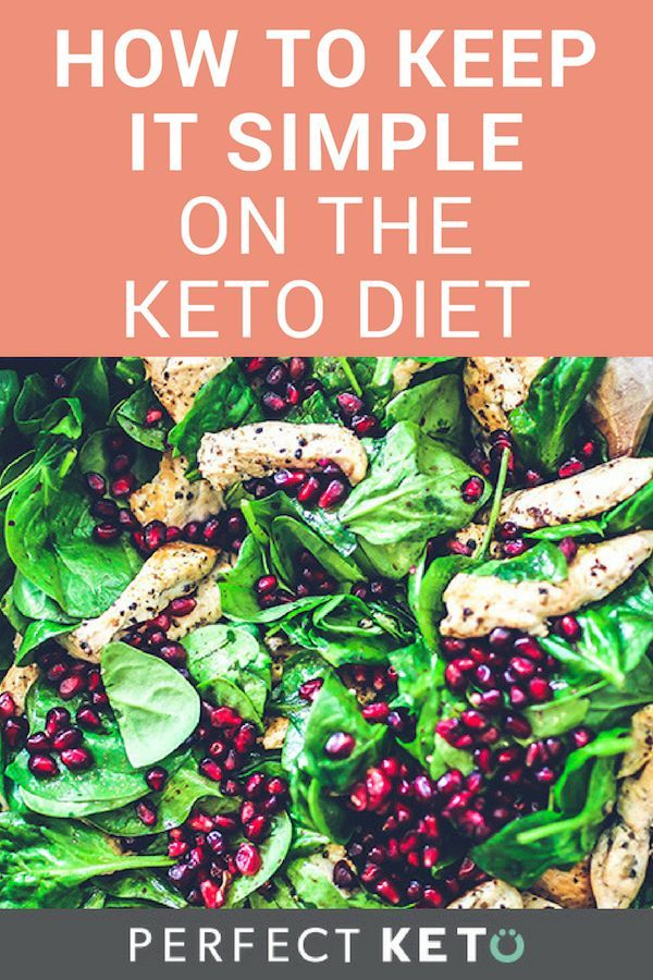 25 Easy Keto Meals: How to Keep It Simple on the Keto Diet | Keto Diet Suplement 8